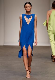Karla Spetic: Spring Summer 2011 2012