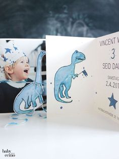 Dino-Einladungskarten-Recyclingpapier-3
