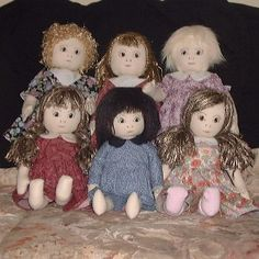 Image detail for -cm 15 16 17 inch dolls the free doll pattern uses the 37 5cm faces