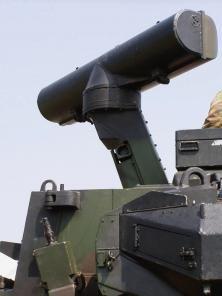 Doelzoekradar.    Doelzoekradar met een maximaal bereik (zicht) van 15 km. Doelzoek- en richtradar, ontwikkeld bij Hollandse Signaalaparaten.  Daarnaast is de Cheetah voorzien van IFF (Identification, Friend or Foe) Mk. X en Mk. XII voor het herkennen van eigen of vijandelijke vliegtuigen.