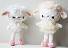 https://flic.kr/p/9gkbpg | Amigurumi Lamb Pattern | My new pattern.