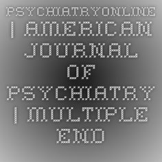 psychiatry personal statement