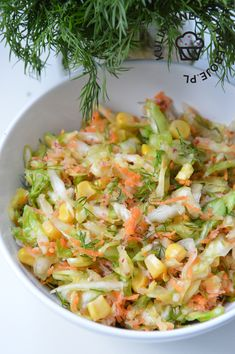 Side Dish Recipes, Side Dishes, Mayonnaise, Polish Recipes, Polish Food, Kraut, Pasta Salad, Salad Recipes, Potato Salad
