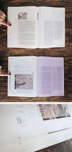 One of my final projects for college. Dale! is a culture magazine that features modern art, music, design and interviews. It includes an artist portfolio booklet and a monthly agenda for cultural activities. Printed in A4, 64 pages.