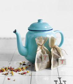 homemade tea blends