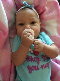 Mixed Baby Girl