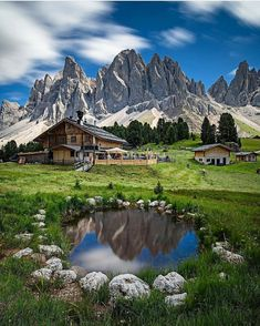 paysages de montagne