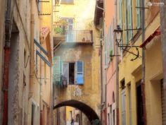 Papel de Parede - Rua na França