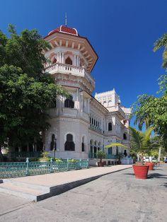 Palacio de Valle - Cienfuegos - Cuba