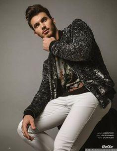 Male Fashion Trends: Michael Yerger para BELLO Magazine por Henry Wu