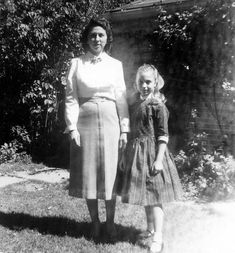 Hillary Clinton's mother was born the very same day women were granted the right to vote. Gail Collins asked Hillary Clinton to pick one person from the past to tell about her historic victory. And, nope, she didn't pick Susan B. Anthony. (Photograph of Dorothy Rodham and Hillary in the 1950s: Hillary Clinton campaign)