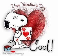 happy valentines charlie brown