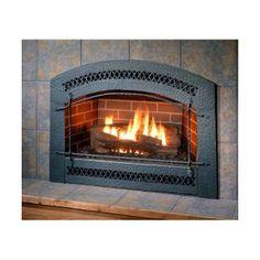 gas fireplace inserts | ... -> Fireplaces -> Gas Inserts -> Fireplace Xtrordinair DV Gas Insert