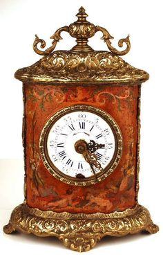 Antique Nineteenth Century French  Carriage Clock