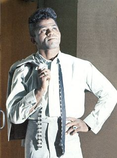 James Brown on King Records
