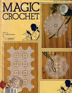 Free Crochet Patterns: Magic Crochet No. 5