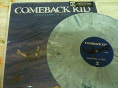 "Comeback Kid-Symptoms+Cures 12"" #comebackkid #symptoms+cures  #victoryrecord #vinyl #record #hardcore #music Victorious, Comebacks, The Cure, Music, Kids, Musica, Young Children, Musik, Boys"