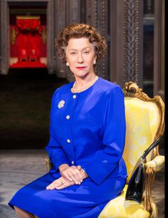 Stately stage and screen star Helen Mirren has reprised her Oscar-winning role as Elizabeth II in 'The Audience' at the Gielgud Theatre - read the review: http://huff.to/14C7XLb