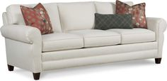 Gwyneth Sofa  Find out about this and other well-crafted Thomasville furniture when you visit your nearest Thomasville retailer. There, our designers will help you realize the perfect home that you've always imagined.   Shown in Fabric #1910-04