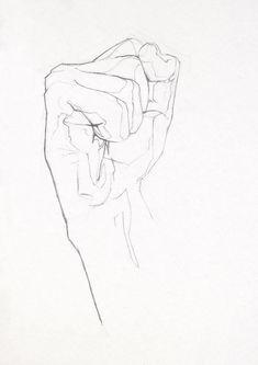 Dibujo de puño I by Roberto Almarza #pencil #drawing #hand