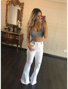 trends and outfits Fashion Pants, Girl Fashion, Fashion Outfits, Womens Fashion, Look Casual, Look Chic, Looks Style, Dress To Impress, Spring Outfits