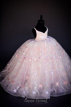Twinkle Little Star Little Girl Princess Dresses, Little Girl Gowns, Baby Girl Party Dresses, Gowns For Girls, Prom Party Dresses, Birthday Dresses, Pageant Dresses, Girls Dresses, Kids Dress Wear