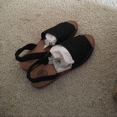 Sandals Two pieces sandal Shoes Sandals