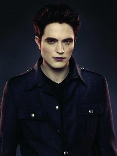"Summit just released two new promo photos featuring Robert Pattinson as Edward Cullen in the upcoming film ""The Twilight Saga: Breaking Dawn - Part by Twilight Edward, Film Twilight, Twilight Saga Series, Twilight Breaking Dawn, Breaking Dawn Part 2, Twilight New Moon, Twilight Quiz, Twilight Stars, Robert Pattinson Twilight"