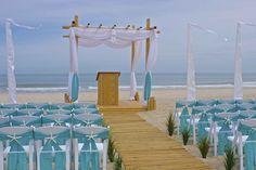 Weddings at Topsail Beach NC | Beach Weddings | beachsideoccasions | Page 2