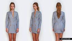 'Illusional Harmony' AW 12/13 Fashion Collection // Ece Gozen