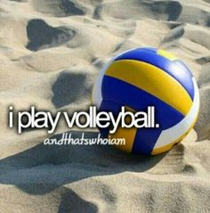 Volleyball ... JAJA <3