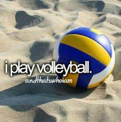 Volleyball ... JAJA <3