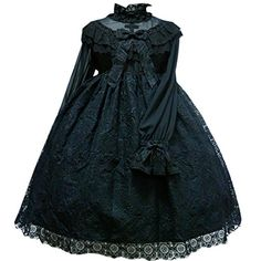 Partiss Maedchen Sweet Lolita Langaermel Ball Gown Lace Fancy Dress Abendkleid Partykleider Ballkleider Hochzeitskleid Barock Lolita Kleider Partiss http://www.amazon.de/dp/B01A8ISIZM/ref=cm_sw_r_pi_dp_ZGoJwb0K2CYPW