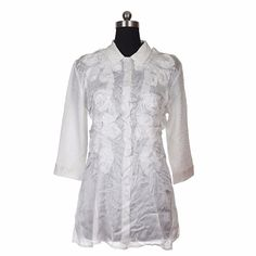 New 2017 fashion style crumpled fashion design lady blouse