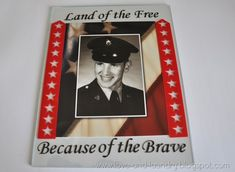 Wouldn't this make a great Veterans Day gift? (from Love and Laundry)