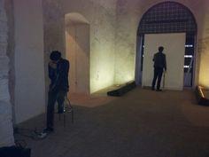 Esibizioni artistiche in simbiosi #invasionedigitali #siciliainvasa #laculturasiamonoi #vocioutallosteri #igerspalermo #museiunipa # serviziocivilenazionale