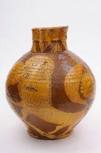 A Documentary North Devon pottery jug. Estimate: £5,000-£7,000. (FS16/399).