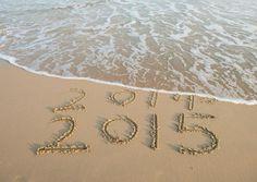 Une bonne année et mes meilleurs voeux pour 2015!