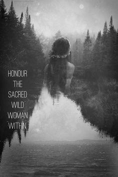 WILD WOMAN SISTERHOOD™ #wildwomen #wildwoman #rewild #wildwomanmedicine #wildwomanpostcards #wildwomansisterhood