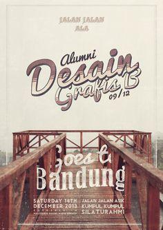 Desain Grafis B Goes to Bandung!