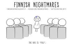 Finnish Nightmares - Mattis Schöpferin im Interview