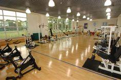 Ciudad selección    Preparación: La sala de musculación se encuentra a la altura de las mejores . Foto: Gerardo Horovitz