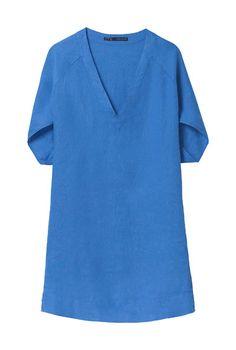 LINEN TUNIC from Zara
