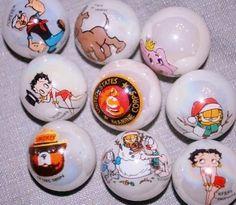 Jabo Comic Marbles