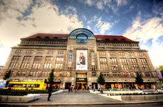 KaDeWe, Kaufhaus des Westens in #Berlin More information on Berlin: visitBerlin.com