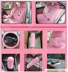 PICS] HELLO KITTY CAR ACCESSORIES