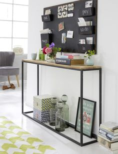 Best Modern Entryway Ideas With Bench Halls Pequenos, Modern Entryway, Entryway Ideas, Modern Entrance, Sweet Home, Entryway Storage, Entryway Console, Console Table, Interior Design Living Room