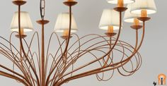 Rustic chandeliers Designed and manufactured by MAVROS team