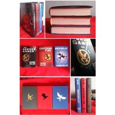 The Hunger Games Trilogy by Suzanne Collins...These books were pretty good, but I am really looking forward to the movie!