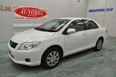 2007/JAN Toyota Corolla Axio